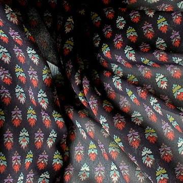 Polyester dress fabrics