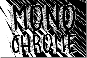 Monochrome Fabric