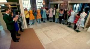 Great British Sewing Bee Walkaway Dress Challenge