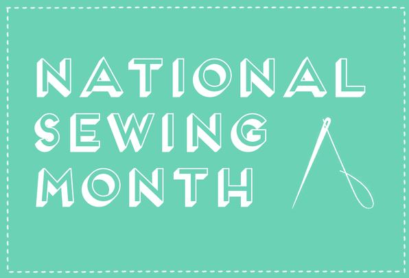 National Sewing Month September