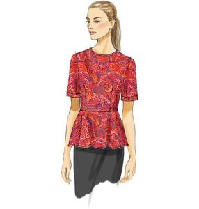 ponte roma sewing tips pattern vogue