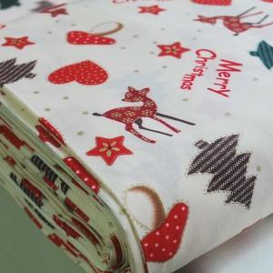 Christmas Cottons - Christmas Day -cu